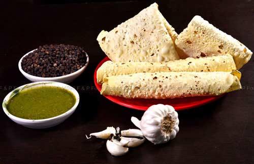 "Moong Garlic Papad 7"" in Jodhpur, Rajasthan- India"