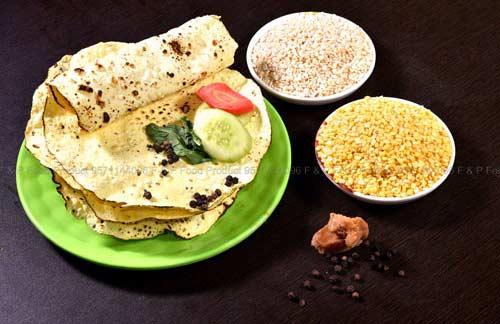 "Moong Special papad 5"" in Jodhpur, Rajasthan- India"