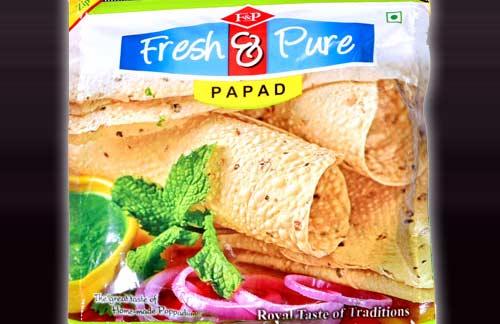 "Urad Special Papad 7"" in Jodhpur, Rajasthan- India"