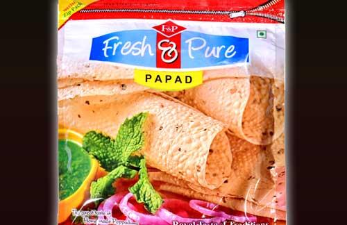 """Lilka Papad 7"""" in Jodhpur, Rajasthan- India"""