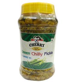 Green Chilli Pickle in Jodhpur, Rajasthan- India