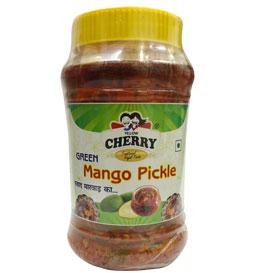 Mango Pickle in Jodhpur, Rajasthan- India